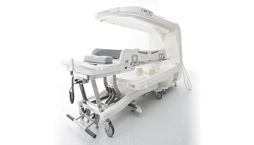 オープン型シャワーバス「Sereno(セレーノ)HK-3100」