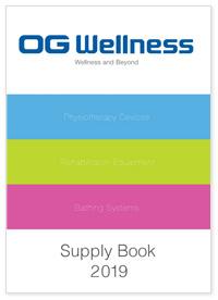 OG Wellness(オージー技研)Supply Book(消耗品・交換パーツカタログ)2019
