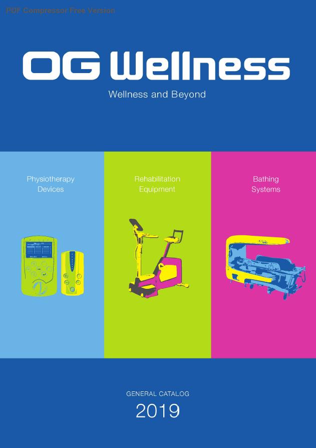 OG Wellness(オージー技研)GENERALCATALOG(総合カタログ)2019
