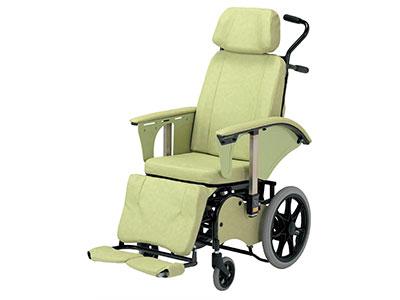 フルリクライニング車椅子